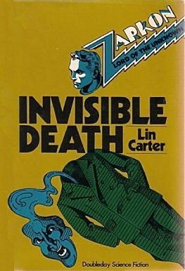 <i>Invisible Death</i> Science fiction novel