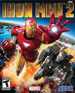 <i>Iron Man 2</i> (video game)