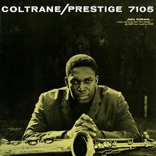 Coltrane (1957 album) - Wikipedia