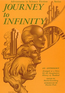 <i>Journey to Infinity</i> book by Martin Greenberg