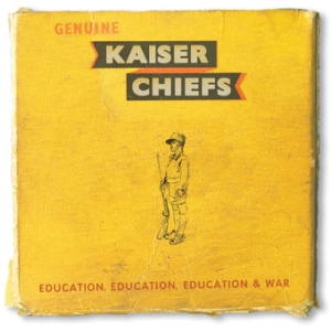 File:Kaiser Chiefs - Education, Education, Education & War.jpg