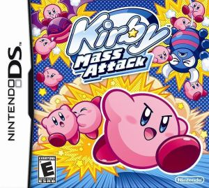 XXXX - Kirby Mass Attack [U] [ENG]