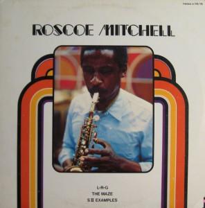 <i>L-R-G / The Maze / S II Examples</i> 1978 studio album by Roscoe Mitchell