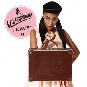 Leave! 2009 single by V V Brown