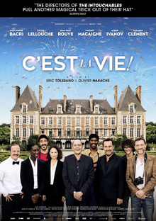 <i>Cest la vie!</i> (2017 film) 2017 film