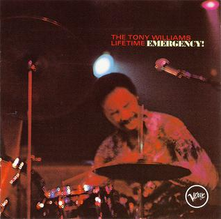 <i>Emergency!</i> (album) 1969 studio album by The Tony Williams Lifetime