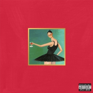 The least offensive My Beautiful Dark Twisted Fantasy cover