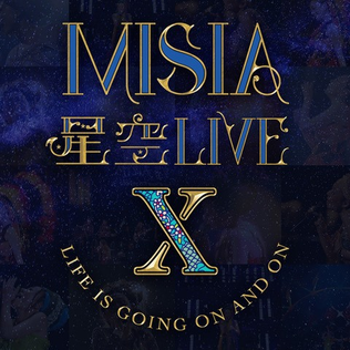 Misia Hoshizora no Live X: Life Is Going On and On