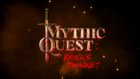<i>Mythic Quest</i> American streaming television series