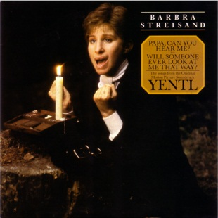 Papa, Can You Hear Me? 1984 song performed by Barbra Streisand