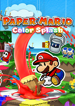 Paper Mario Color Splash Wikipedia