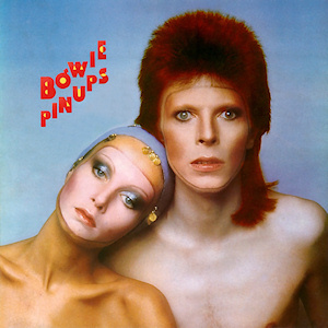 Image result for david bowie pin ups