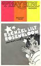 <i>Rachael Lily Rosenbloom</i> (And Dont You Ever Forget It) musical