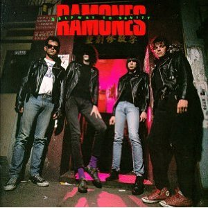 <i>Halfway to Sanity</i> 1987 studio album by the Ramones