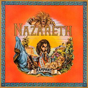 <i>Rampant</i> (album) 1974 studio album by Nazareth