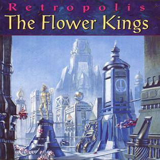 The Flower Kings (et associés ) Retropolis
