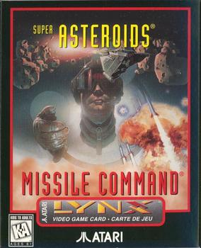 Picture of a game: Missile Command