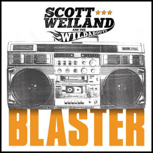<i>Blaster</i> (Scott Weiland album) album by Scott Weiland