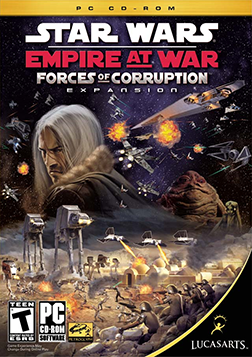 Star wars empire at war forces of corruption coverart