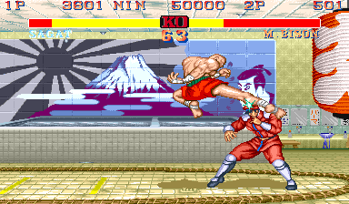 скачать Street Fighter 2 торрент - фото 8