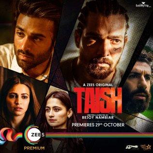 Taish (2020) Season 1 Hindi Complete ZEE5 WEB Series 480p | 720p HDRip