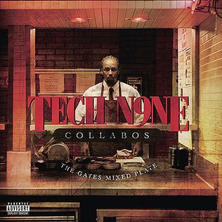 <i>The Gates Mixed Plate</i> 2010 studio album by Tech N9ne