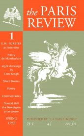 <i>The Paris Review</i> literary magazine