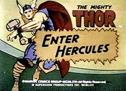 "A ""Mighty Thor"" title card from a segment of the 1966 animated television series The Marvel Super Heroes. Thor Marvel Super Heroes.jpg"