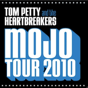 mojo tour petty tom wikipedia live