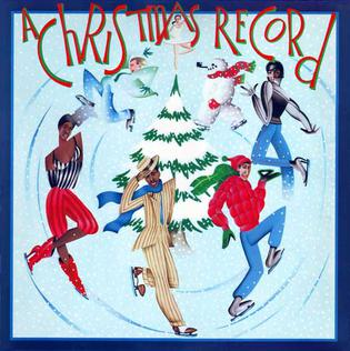 <i>A Christmas Record</i> 1981 compilation album by Various artists