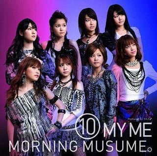 <i>10 My Me</i> 2010 studio album by Morning Musume
