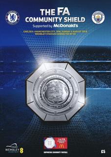 2018 FA Community Shield Football match
