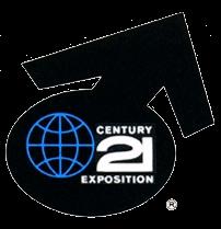 Century 21 Exposition 1962 worlds fair in Seattle