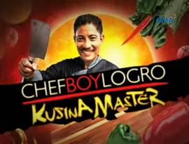 <i>Chef Boy Logro: Kusina Master</i> Philippine television show