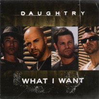 What I Want (Daughtry song) 2007 single by Daughtry featuring Slash