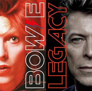 2016 double compilation album by David Bowie