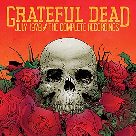 <i>July 1978: The Complete Recordings</i> 2016 live album by Grateful Dead