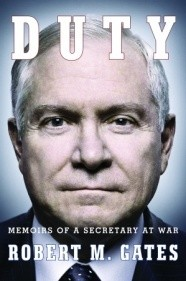 <i>Duty: Memoirs of a Secretary at War</i> Book by Robert Gates