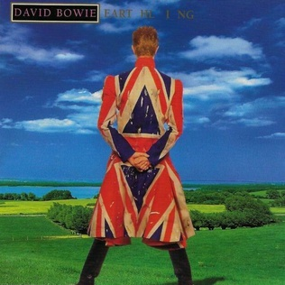 <i>Earthling</i> (album) 1997 album by David Bowie