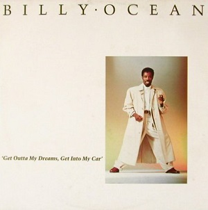 Billy Ocean — Get Outta My Dreams, Get into My Car (studio acapella)
