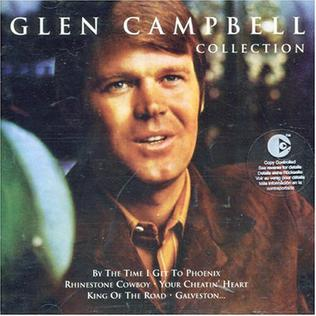 File:GLEN CAMPBELL Collection album cover.jpg - Wikipedia, the free ...