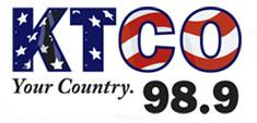 Your Country 98.9 logo