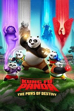 Kung Fu Panda The Paws Of Destiny Wikipedia
