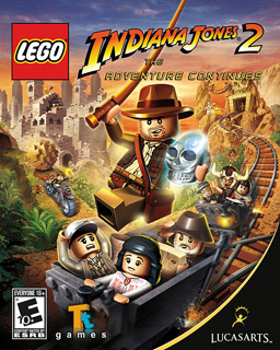 Picture of a game: Lego Indiana Jones 2: The Adventure Continues