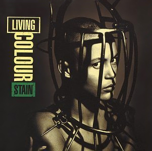 <i>Stain</i> (album) 1993 studio album by Living Colour