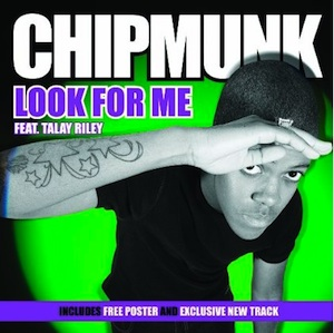 Chipmunk featuring Talay Riley — Look for Me (studio acapella)