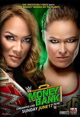 Post image of WWE Money in the Bank 2018