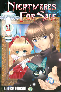 Nightmares for Sale (Manga 1).jpg