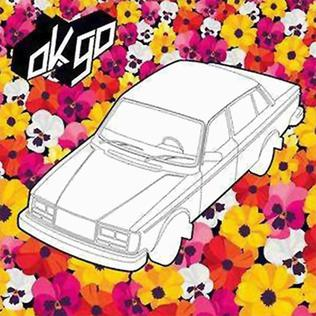 <i>OK Go</i> (album) 2002 studio album by OK Go