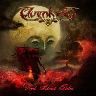 <i>Red Silent Tides</i> 2010 studio album by Elvenking